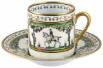 Palais Royal Coffee Saucer